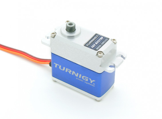 Turnigy ™ TGY-B257HV 1/8 Scale Ultra High Torque Багги Servo 25.7kg / 0.10sec / 72g