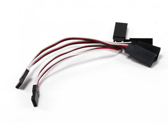 HobbyKing ™ Бланик L-13 2300mm - Набор кабелей