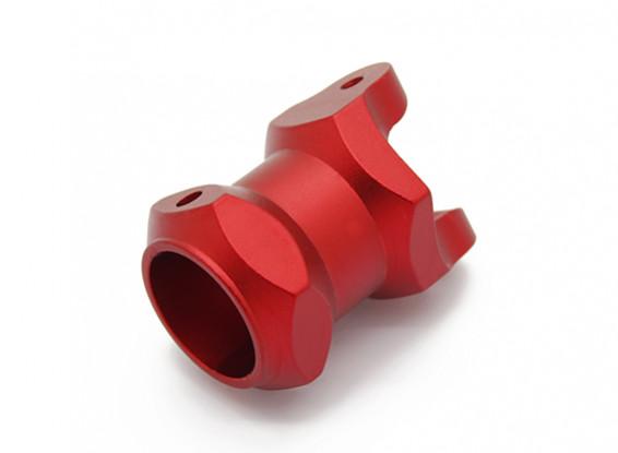 CNC алюминиевый 16мм складной Multi-Rotor стрелы держатель (красный)
