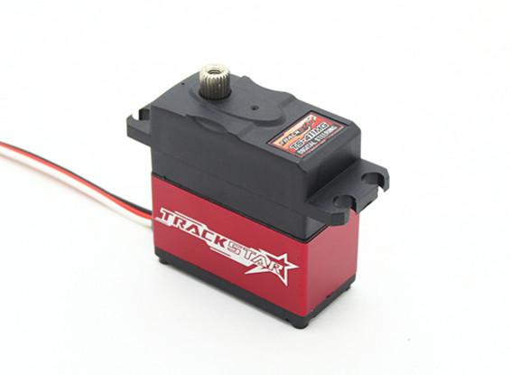 Trackstar TS-411MG Digital Scale 1/10 Краткий курс сервопривод рулевого управления 11.1kg / 0.09sec / 57g