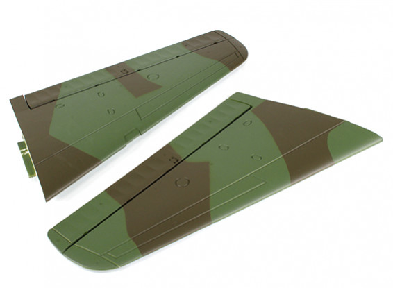 Durafly Ме-163 950мм - Замена основного крыла (пара)