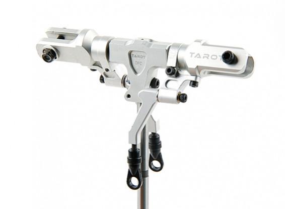 Таро 450 PRO / PRO V2 DFC Split Блокировка ротора Головной блок - Серебро (TL48025-02)