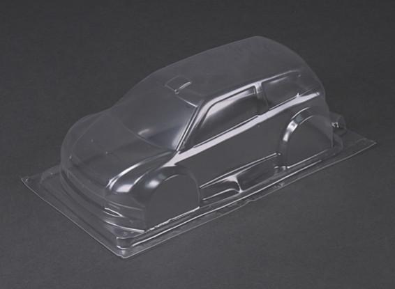 BSR Гонки M.RAGE 4WD M-Шасси - Clear Body (Lexan)