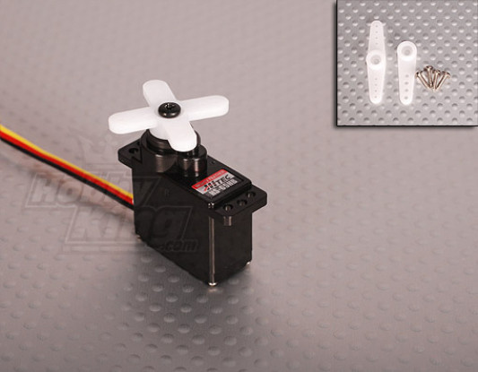 Hitec HS-65HB Micro Карбо редукторы Серводвигатели 1.8кг / 0.14sec / 11g