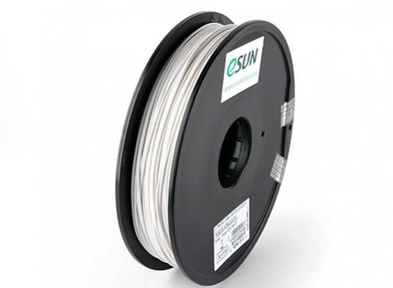 Esun 3D принтер Накаливания Белый 1.75mm ABS 0.5KG золотника
