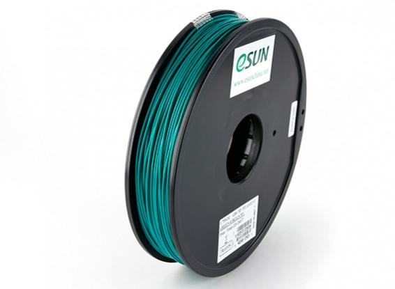 Esun 3D Волокно Принтер Зеленый 1.75mm ABS 0.5KG золотника