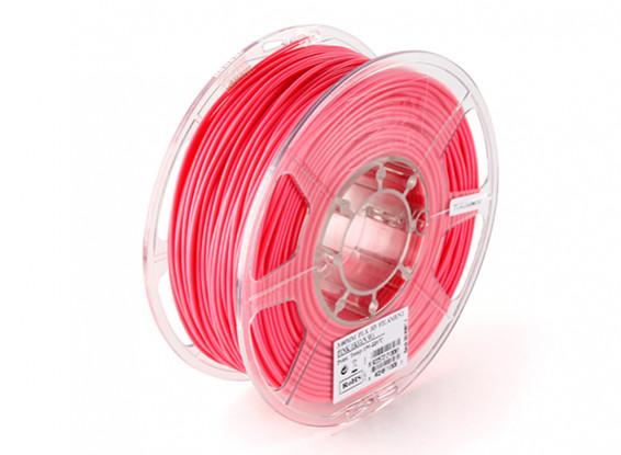 Esun 3D принтер Волокно розовый 3мм PLA 1KG Ролл