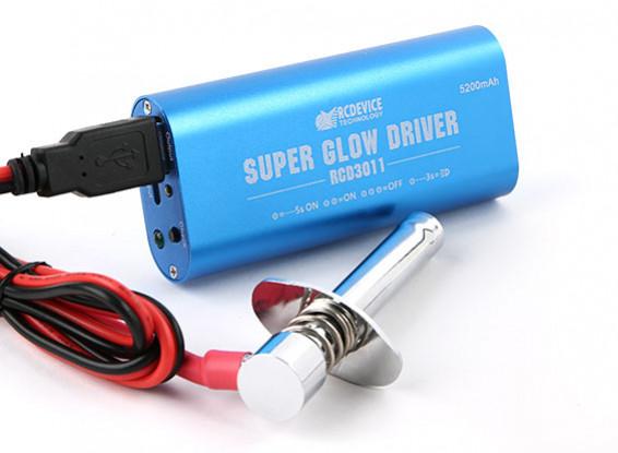 Супер Glow Драйвер - USB Rechargable Glow Starter