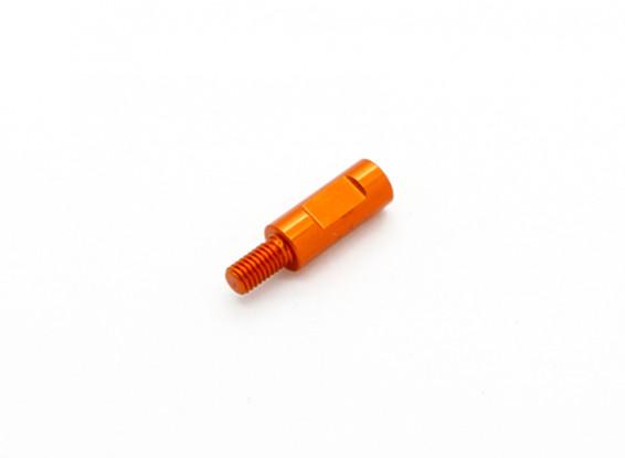 XRAY X12 1/12 Pancar '15 - Alu. Ударная адаптер - Оранжевый