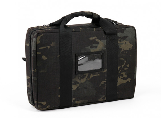 Спецназ МП7 сумка (черная)