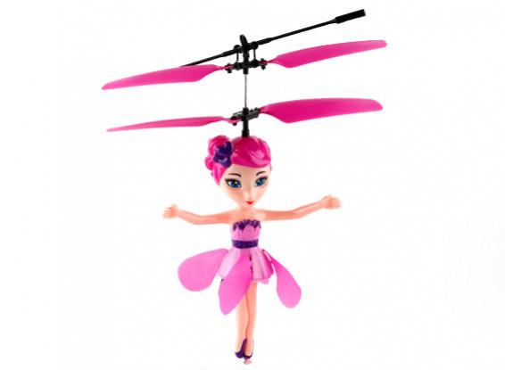 Коаксиальная Летающая фея ж / датчиком высоты (розовый)