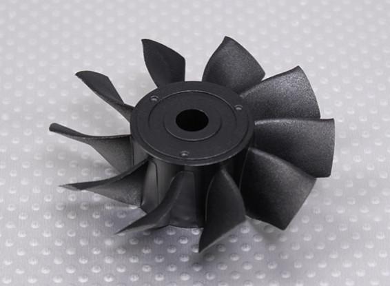 Замена ротора для 10 клинка Высокопроизводительные 70mm Unit EDF импеллер