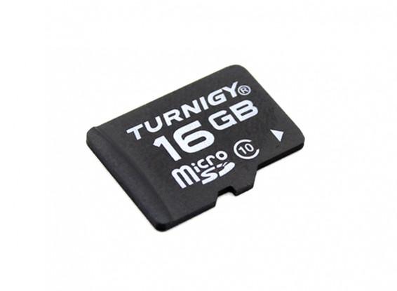 Turnigy 10 Card 16GB Class Micro SD Memory (1шт)