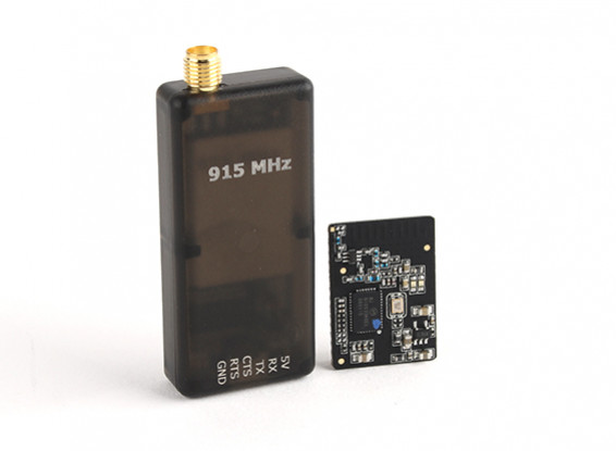 Micro HKPilot Телеметрия радио комплекте с интегрированной PCB антенной 915MHz