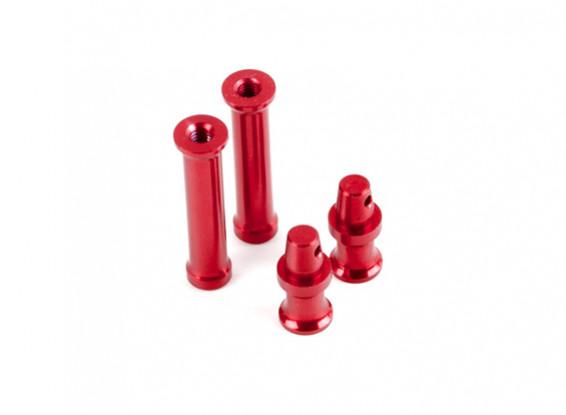 VBC Гонки Firebolt DM - Firebolt алюм батареи Сообщение Set