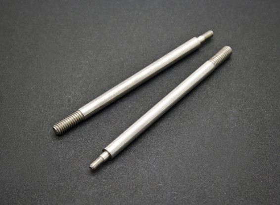 Задний амортизатор Вал - раздолбай SaberTooth 1/8 Шкала Truggy Nitro (2 шт)