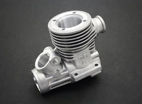 Двигатель картере - раздолбай SaberTooth 1/8 Шкала Nitro Truggy