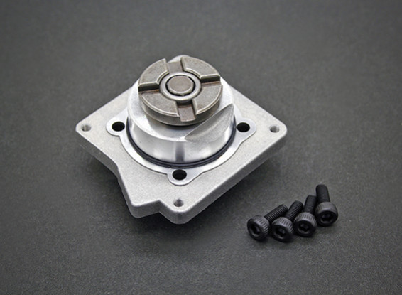 Двигатель задняя крышка Комплект - раздолбай SaberTooth 1/8 Шкала Nitro Truggy