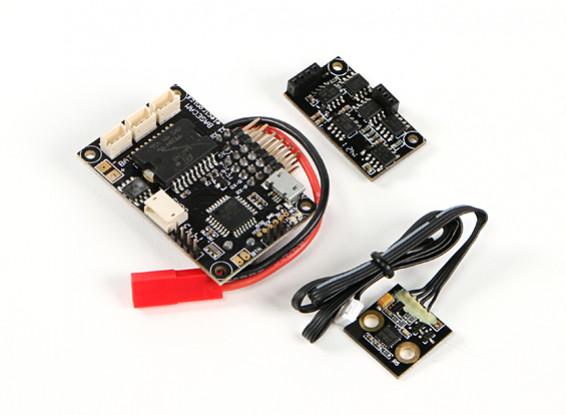 8-разрядный Mini 3 Ось AlexMos Бесщеточный Gimbal контроллер с ИДУ