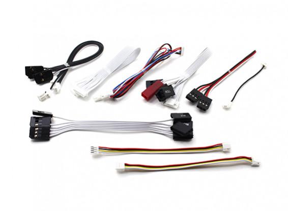 Walkera Scout Х4 - Замена сигнального кабеля Комплект