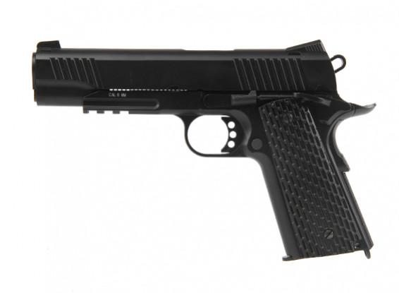 KWC M1911A1 Tactical GBB версия пистолета CO2 (Full Metal)