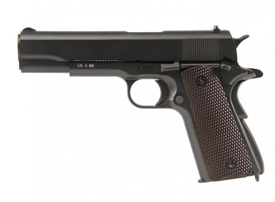 KWC M1911GBB пистолет CO2 версия (Full Metal)