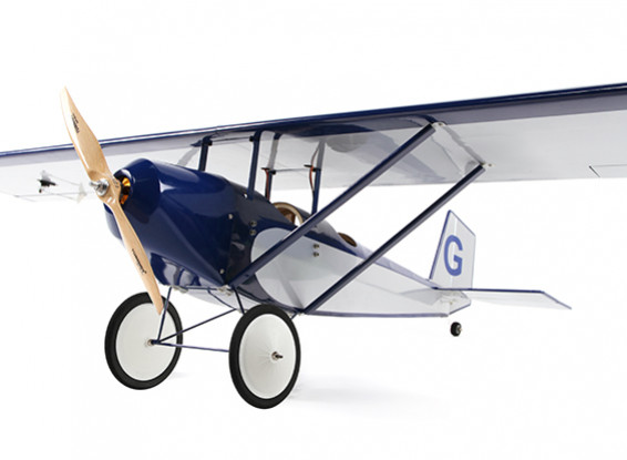 HobbyKing Pietenpol Air Camper v2 1370mm (синий / серебро) АРФ