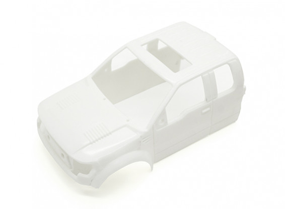Неокрашенные Shell Body - OH35P01 1/35 Rock Crawler Kit