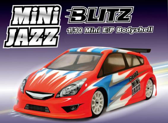 БЛИЦ Mini Jazz EP Shell 1/10 Body (225мм) (0,8мм)