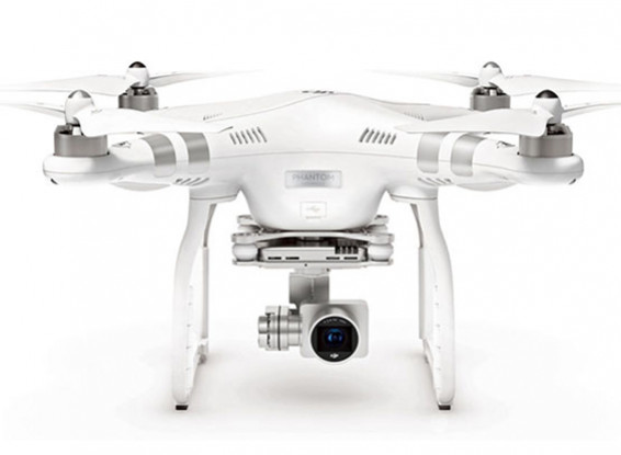 DJI Phantom 3 Advanced Quadcopter стабилизированным HD Camera (RTF)