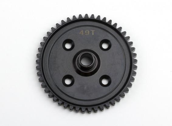 BSR Beserker 1/8 Truggy - Diff. Выходная шестерня 49T 813249