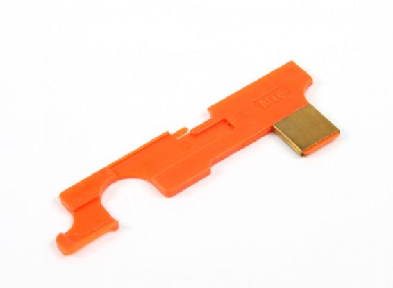 Элемент PW0201 Низкое сопротивление Selector Пластина для M4 / M16