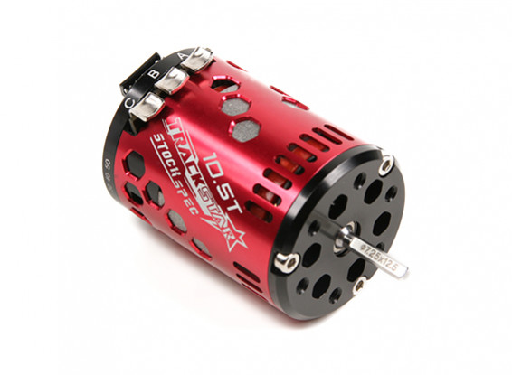 Trackstar 10.5T со Spec Sensored безщеточный V2 (ГООР утвержден)