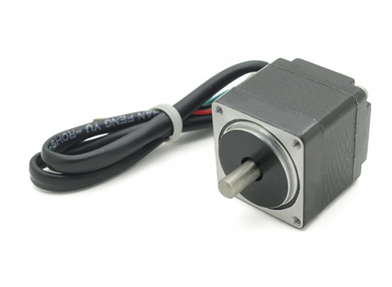 Turnigy Mini Fabrikator 3D v1.0 Принтер Запчасти - шаговый двигатель для X, Y или Z оси