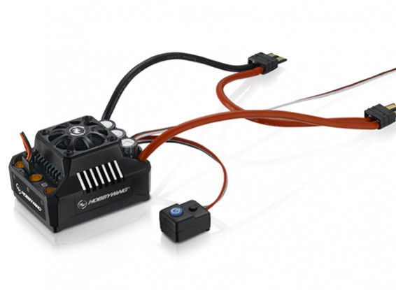 Hobbywing EZRUN MAX6 160A 8S Brushless ESC