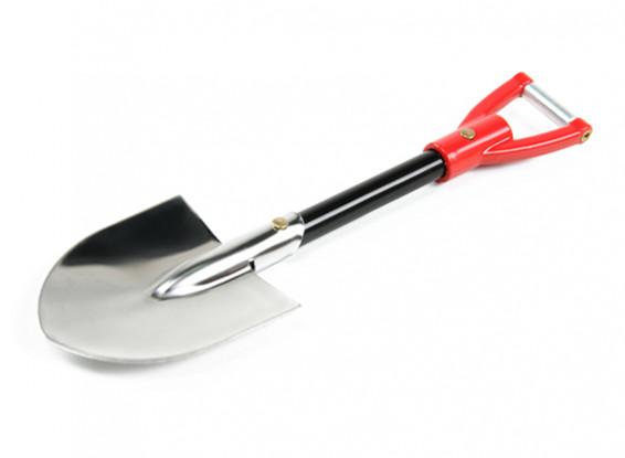 1/10 RC металла Лопатка для Rock Crawler