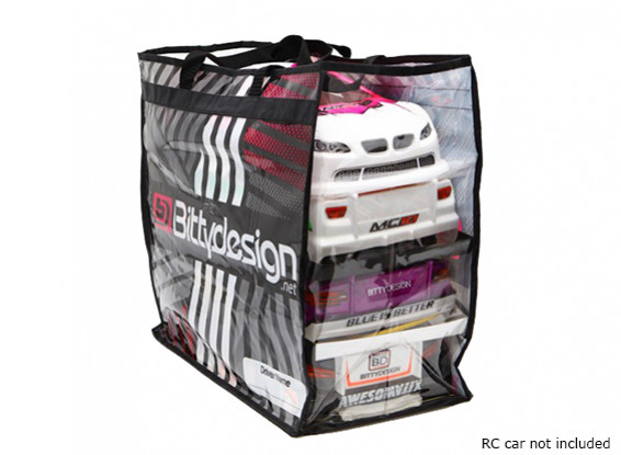 Bittydesign Carry сумка для 1/10 Touring тел (190 - 200 мм)