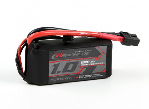 Turnigy 1000mAh 3S Графен 65C Lipo Аккумулятор ж / XT60