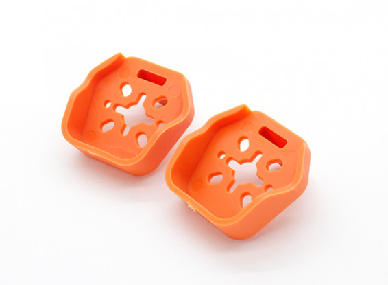 Diatone 18xx / 22xx двигателя Защита шасси (оранжевый) (2шт)