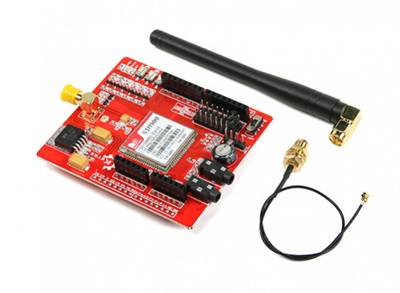 SIM900 GSM / GPRS ICOMSAT платы расширения