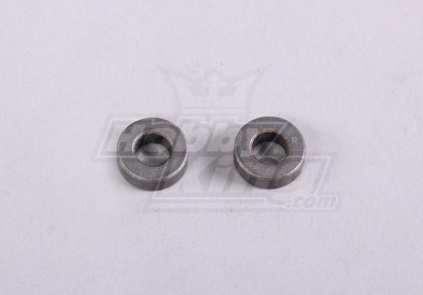 Металлическая втулка 6x12x4mm (2 шт / мешок) - A2016