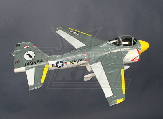 Мини-A-6 Intruder EDF истребитель EPO (ПНФ)