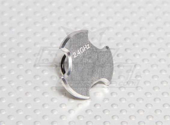 CNC антенны Отверстие Cap V2 Silver