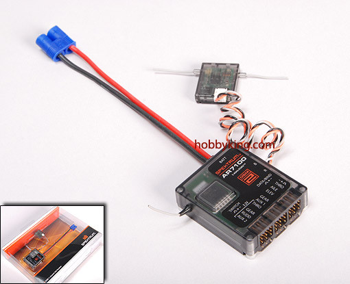 Spektrum AR7100 DSM2 7-канальный приемник Heli