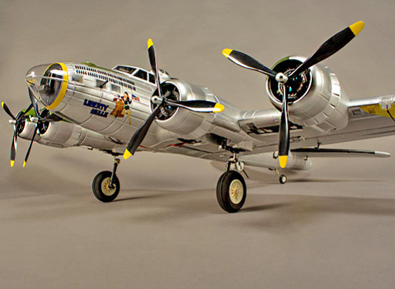 B-17G Liberty Belle EPO 1875mm (ПНФ)