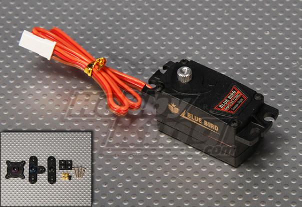 BMS-951DMG низкопрофильный High Torque Цифровой Metal Gear Servo 7.7kg / 0.13sec / 45г