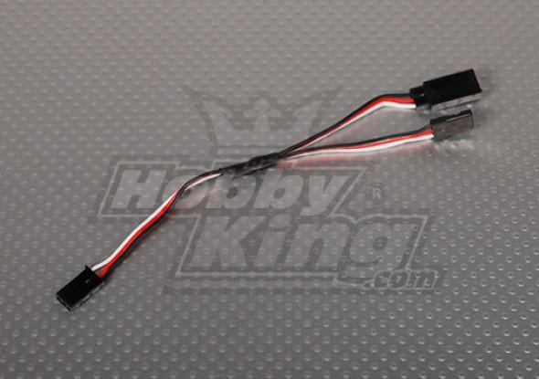 Пользовательские Y-кабель для дросселя Вход (CAB-Y-1)