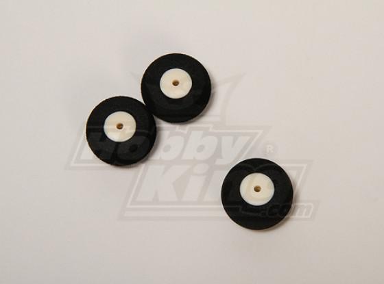 Суперлегкость колеса D25xH13 (3шт / пакет)