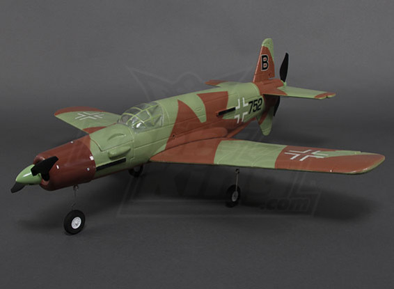 Dornier Do335 тяни / толкай близнец двигателя 935mm (PNF)