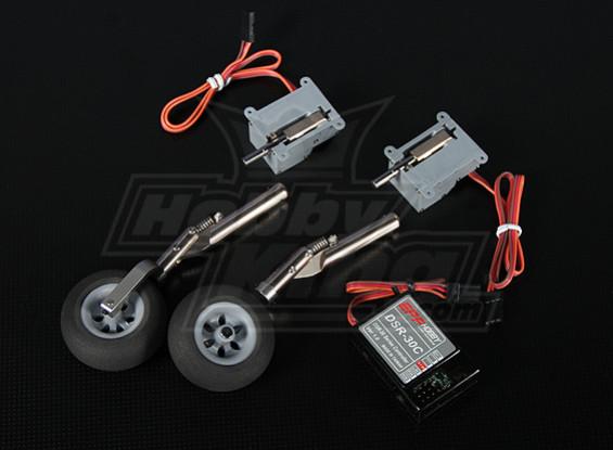 DSR-30BR Electric втянутых Set - модели до 1,8 кг